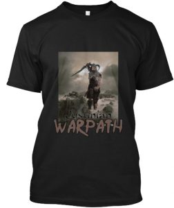 warpath-t-shirt